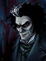 Sweeney Todd by Anariel27
