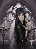Porcelain by vampirekingdom