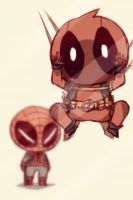 Spideypool79 by LKiKAi