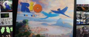 Art Book Review: Rio by ConceptCookie