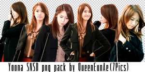 Yoona snsd png  (7Pics) by QueenEunAe