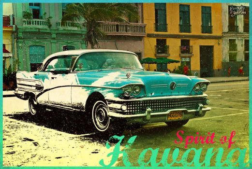 Spirit of Havana by punky-the-germ