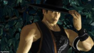 Kung Lao by AngieStorm