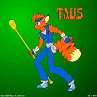 Talis flash art by TheRealSneakers