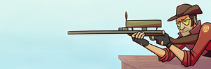 TF2-Sniper by AngryZodd