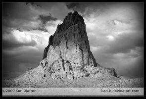 El Capitan - Black and White by Karl-B