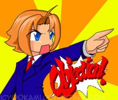 Objection? by icyookami