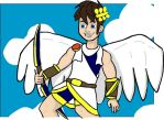 Pit/Kid Icarus by privatepolicy99