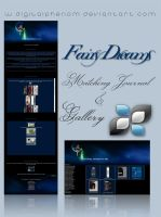 Fairy Dreams Journal + Gallery by DigitalPhenom