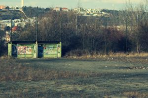 football pitch by Tomasx4