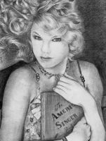 Taylor Swift by SarahPancakes75