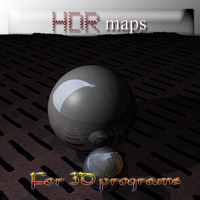 High-Res HDR maps for 3D by feniksas4