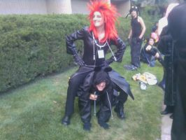 Epic Axel by Cute-Kitty-Vampire