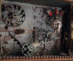Early Machine Assemblage 2 by bugatha1