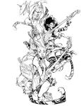 THE PUSSYCATS_90 minutes by EricCanete