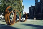Bernar Venet - Bordeaux by rokad