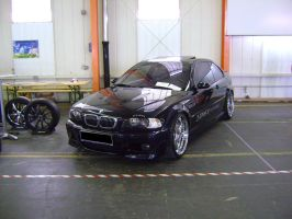 BMW - tunned by CmacSTI