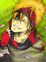 Lavi - D Gray Man by InksAshes