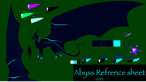 Abyss reference sheet 2016 OLD by Silverstormwing