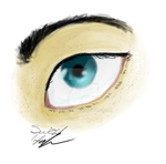 Random Eye by fox2210
