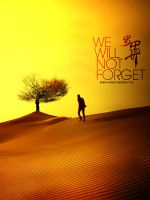 Wee Will Not Forget by Sarah261109