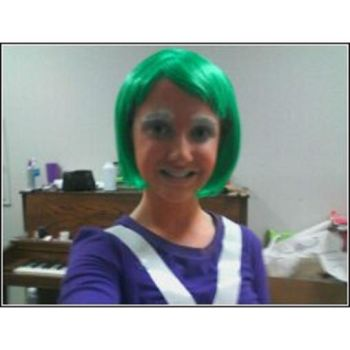 Me as an Oompa Loompa by AnimeAngel416