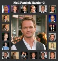Neil Patrick Harris ^^ by CTG22