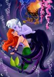 Ursula's kiss by Lord--Opal