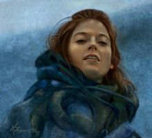 Game of Thrones -Ygritte by Indu-Art