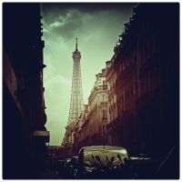 Les rues de Paris... by peterhollister