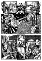 Doctor Strange page by Lachland-Nightingale