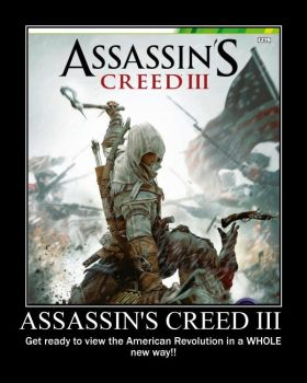 Assassin's Creed III by XPvtCabooseX