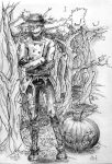 Scarecrow by Anixien