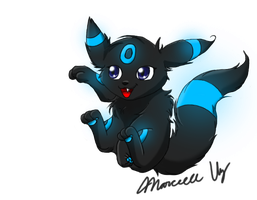 Midnight Chibi by MaeMusicMelody