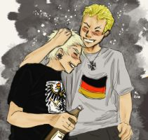 german brothers by gil-bert