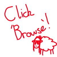 Click Browse Plz by FrostySheeps