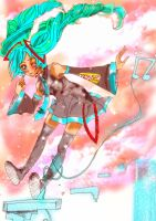 MIKU HATSUNE: World by Bippie
