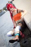 Bellows in the Sunshine by KOCosplay