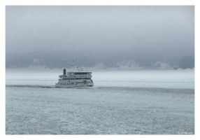 A Ship in the Frozen Sea by Mandi98