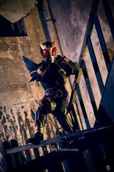 Ultimate Kuuga by cocobi-lens