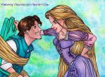 Disney: .:Tangled:. by kimberly-castello