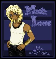 JajaumaHime: Marik Is Bored by yu-gi-ohartistsclub