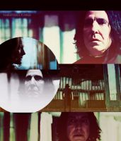 Lily and Snape by MarySeverus