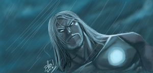 thor by toonfed
