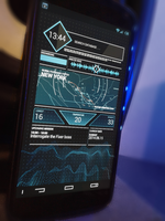 [Preview] WATCH_DOGS Theme for Android by theNBT