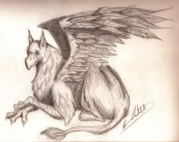 Gryphon by Penultimate-21