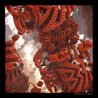 MB11 Red Object by Xantipa2