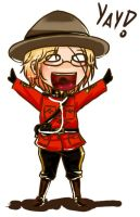 APH. ...Mountie Canada by oragie
