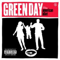 American Idiot Single Cover by anjake04
