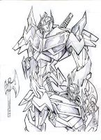 Ryo Prime - tfp by winddragon24